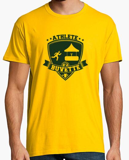 Camiseta refresco del atleta