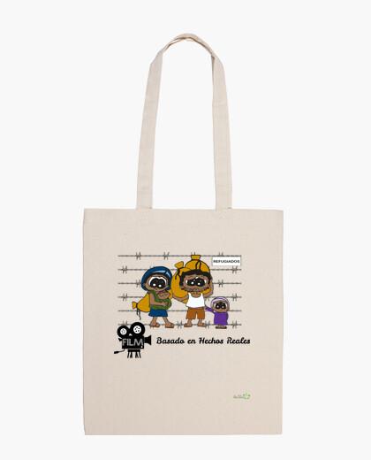 Refugee cloth bag