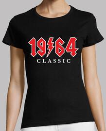 regalo classico rock 1964 55 ° compleanno
