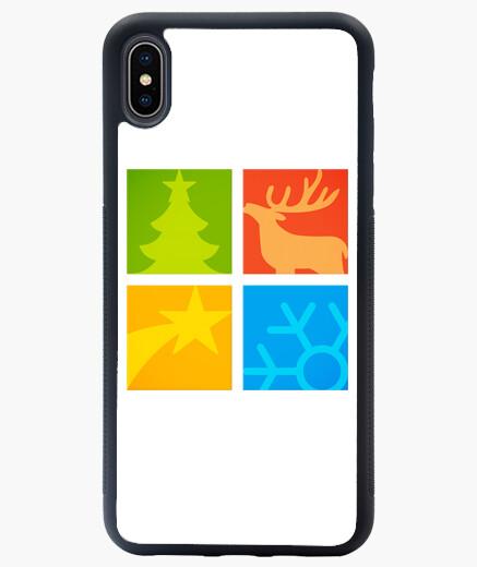 Funda iPhone XS Max Regalo de Navidad