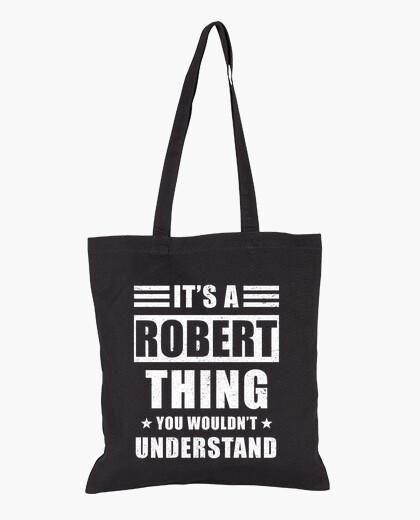 Bolsa regalo de Robert