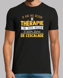 regalo de terapia de escalada