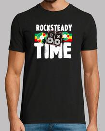 regalo di amanti della musica giamaicana di time rocksteady