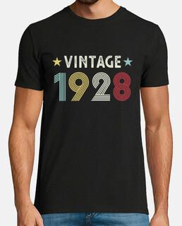 regalo di compleanno 100 ° vintage 1928