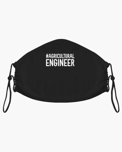 Mascarilla regalo para ingeniero agrónomo