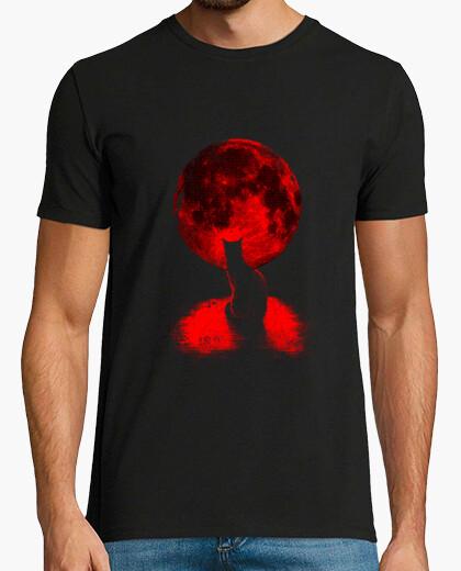 Tee-shirt regarder la lune