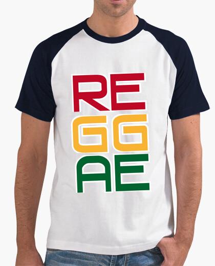 Camiseta REGGAE BLUE/WHT