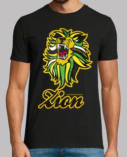Reggae brüllen des Löwen