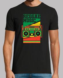 Reggae jamaican music rasta roots dub ska rocksteady colorful music