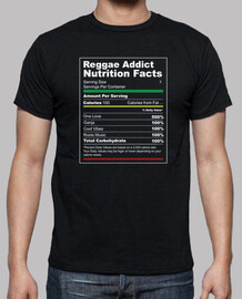 reggae lover nutrition facts