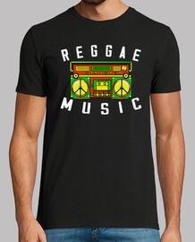 Reggae Music boombox jamaica