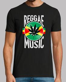 Reggae Music Canabbis Vinyl