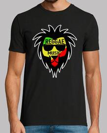 reggae music lion rasta jamaica