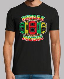 Reggae Music Sound System Jamaican Culture