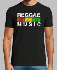 Reggae Musica Jamaican Rasta