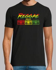 Reggae Roots Boombox Jamaica