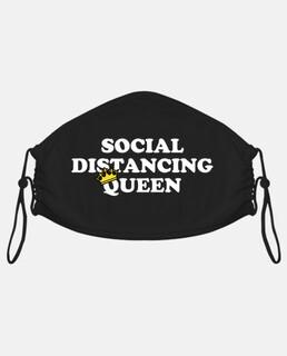 regina dell'allontanamento social