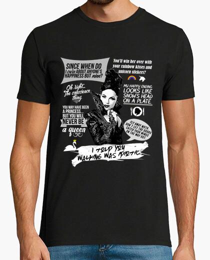 Camiseta Regina Mills OUAT