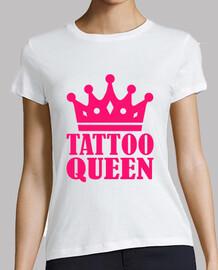 regina tatuaggio