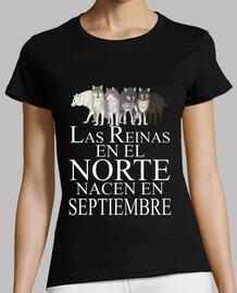 regine del nord sono nati nel mese di settembre