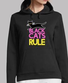 regla de los gatos negros
