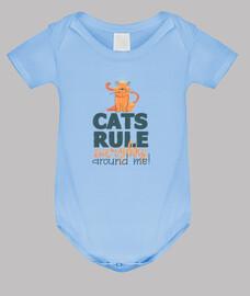 règle de chats