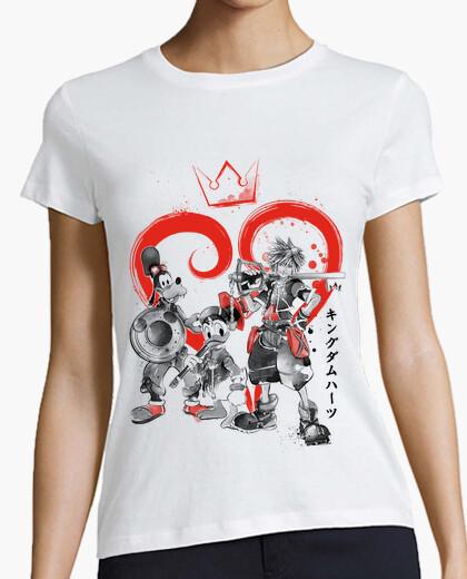 T-shirt regno sumi-e