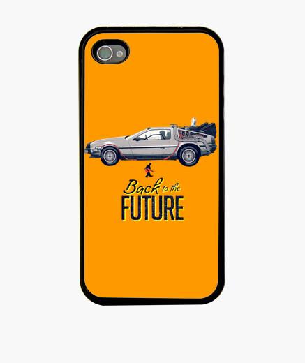 Funda iPhone Regreso al Futuro