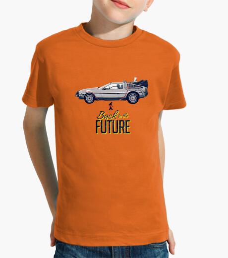 Ropa infantil Regreso al Futuro