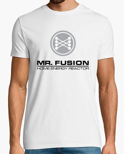 Camiseta Regreso al futuro - Mr. Fusion
