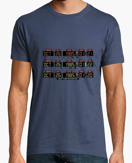 Camiseta Regreso al Futuro 1 Chico