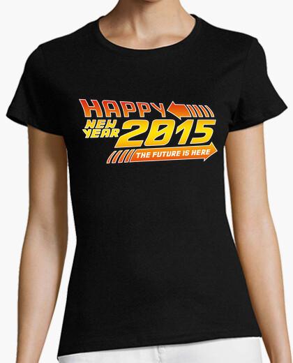 Camiseta Regreso al Futuro 2015