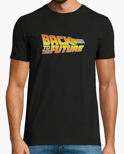 Camiseta regreso al futuro (back to future)