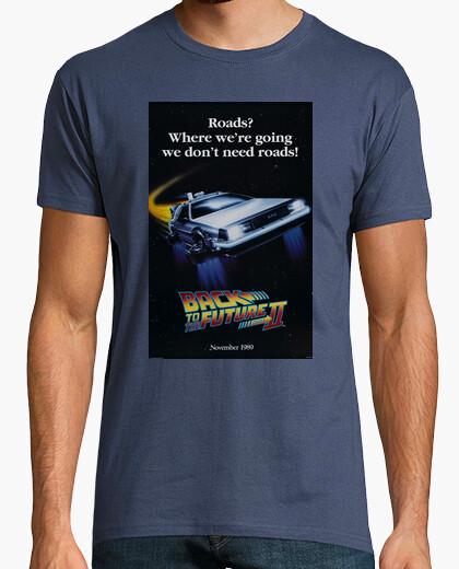 Camiseta Regreso al Futuro II