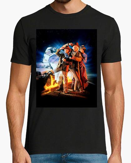 Camiseta Regreso al futuro III