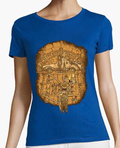 Camiseta Regreso al futuro maya