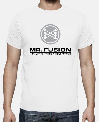 Camisetas Regreso al futuro - Mr. Fusion