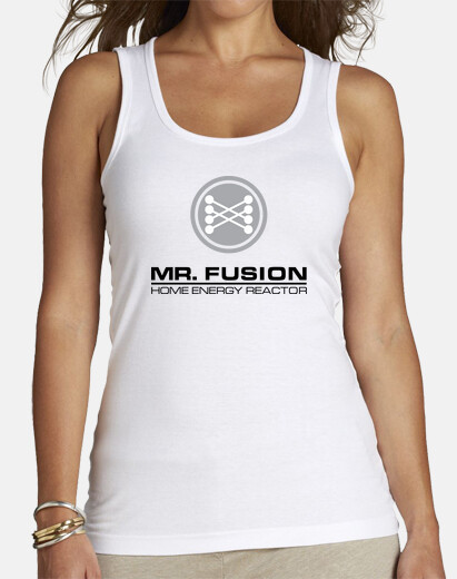 Camiseta Regreso al futuro - Mr. Fusion