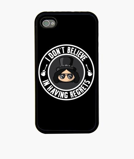 Regrets slash case iphone 4 / 4s iphone cases
