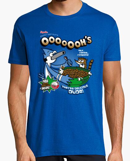 Camiseta Regular OOOOOOHs Cereals