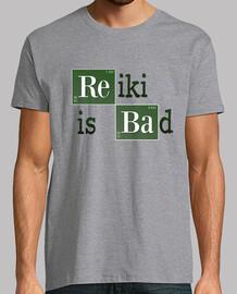 Reiki is bad