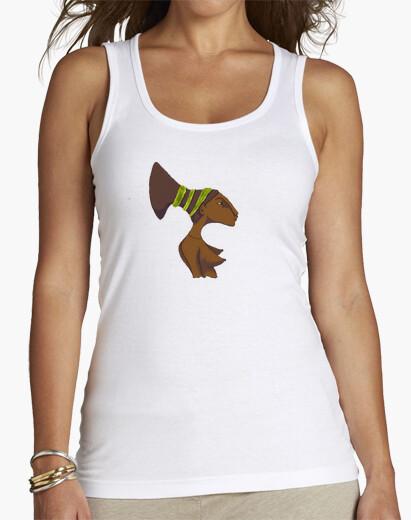 Camiseta reina africana