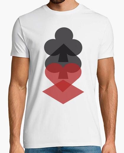 Camiseta Reina de Corazones
