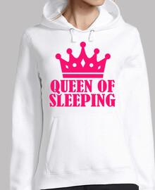reina de dormir