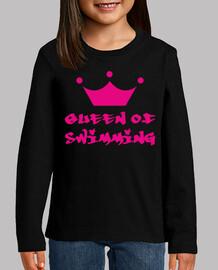 reina de la natacion