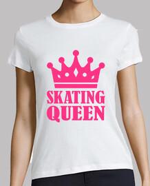 reina patinaje