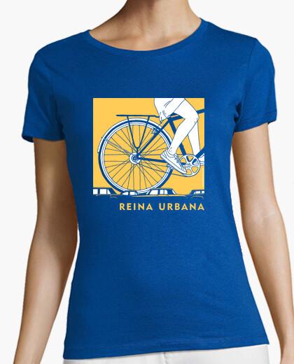 Camiseta Reina Urbana Gris