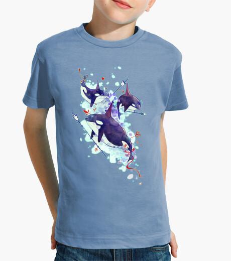 Ropa infantil Reinas del mar