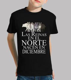 Reinas en el Norte nacen Diciembre