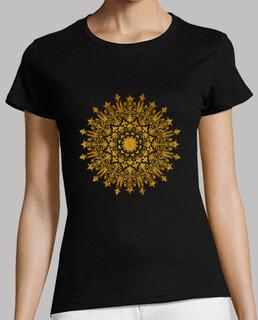 reine couronne t-shirt femme